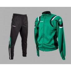 Костюм тренировочный Europaw SEL зелено-черный