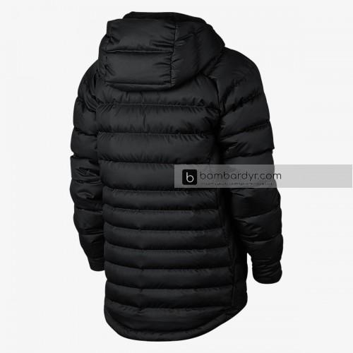 Куртка NIKE B NSW JKT HD DWN FILL GUILD550 856080-010