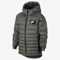 Куртка NIKE B NSW JKT HD DWN FILL GUILD550 856080-018
