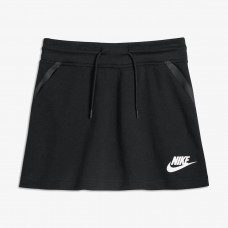 ЮБКА NIKE G NSW TCH FLC SKIRT SEASONAL 859995-010