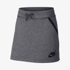 ЮБКА NIKE G NSW TCH FLC SKIRT SEASONAL 859995-091
