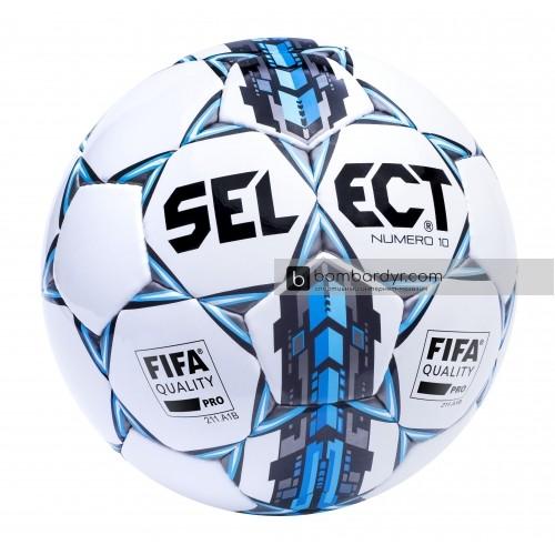 Мяч футбольный SELECT Numero 10 (FIFA Quality PRO)
