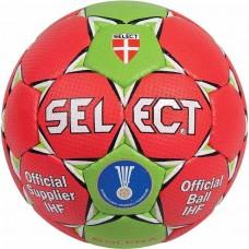 Мяч гандбольный SELECT Solera - red