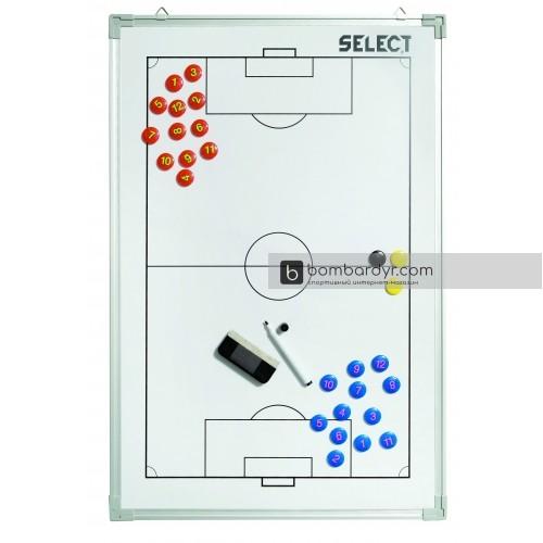 Тактическая доска SELECT Tactics board alu - football