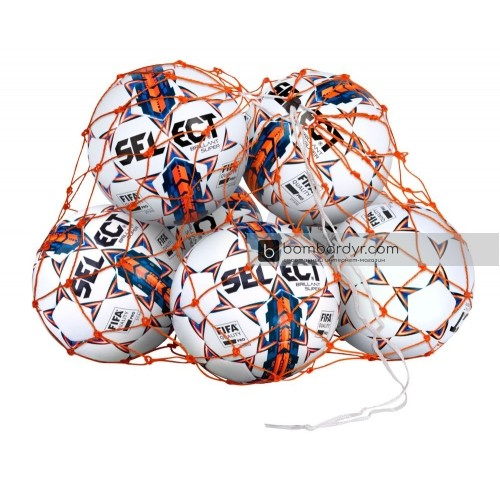 Сетка для мячей Select Ball net на 6-8 мячей