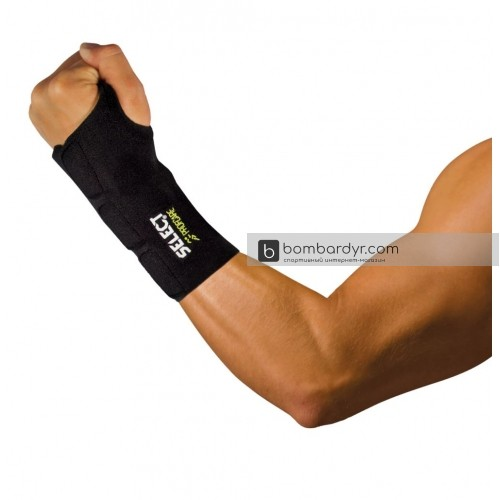 Напульсник SELECT Wrist support w/splint 6701Левый