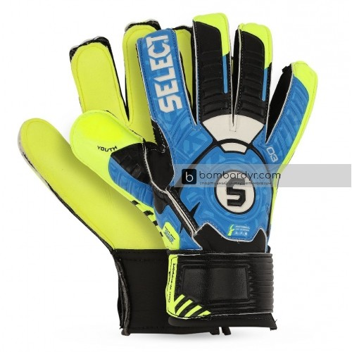 Детские перчатки вратарские SELECT 03 Youth