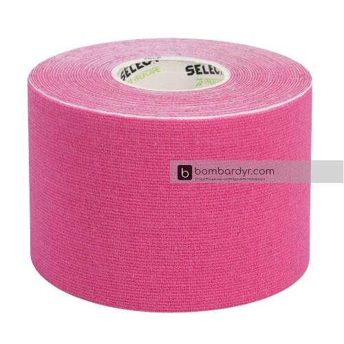 Кинезио тейп Select Profcare K Pre cut розовый
