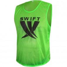 Манишка Swift зеленый (сетка)