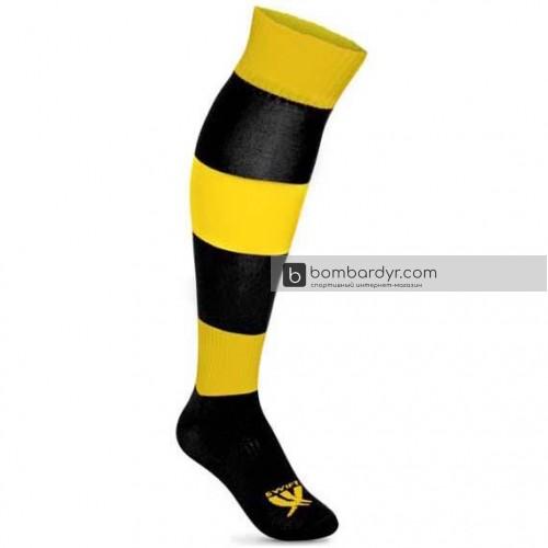 Гетры взрослые Swift Зебра желто-черные