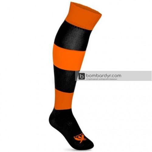 Гетры взрослые Swift Зебра оранжево-черные