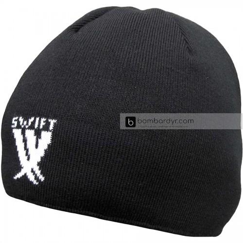 Шапка спортивная Swift черная