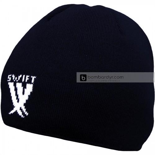Шапка спортивная Swift темно-синяя