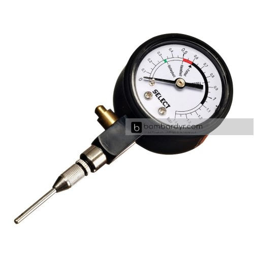 Манометр SELECT Pressure gauge analogue with needle