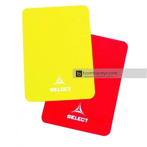 Карточки арбитра Select Referee cards