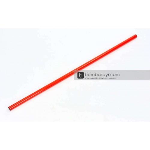 Палка гимнастическая тренировочная 1,5м FI-2025-1,5(OR)
