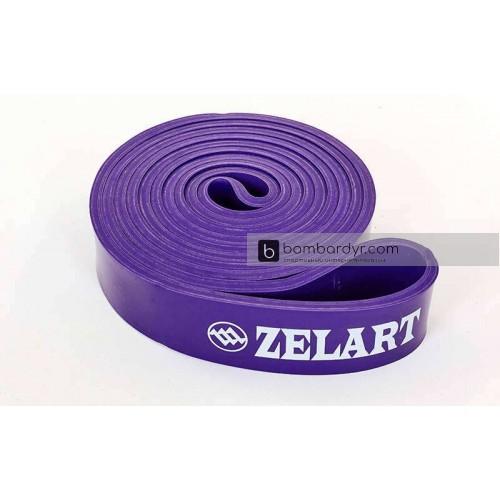 Резинка для подтягиваний FI-3917-V фиолет POWER BANDS