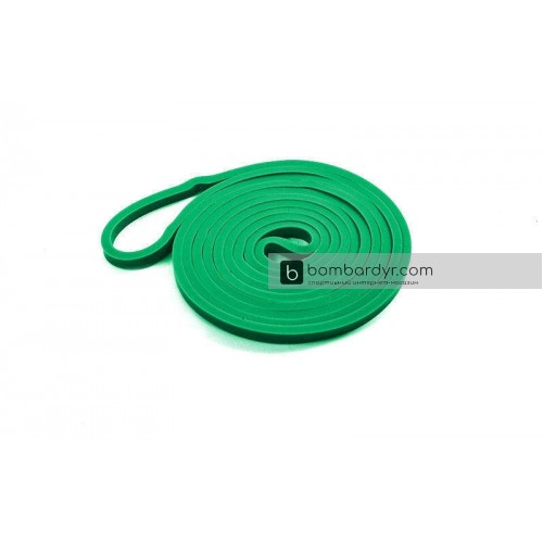 Резинка для подтягиваний FI-941-4 зеленый POWER BANDS