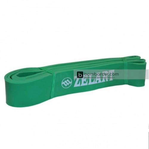 Резинка для подтягиваний FI-3917-G зеленый POWER BANDS