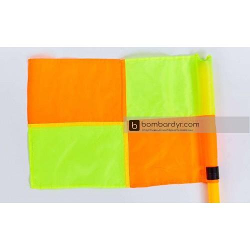 Флаги угловые складные с базой С-7099