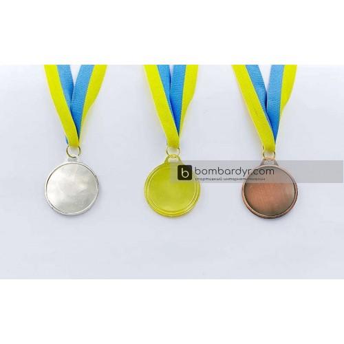 Заготовка медали спортивной с лентой AIM C-4846-1
