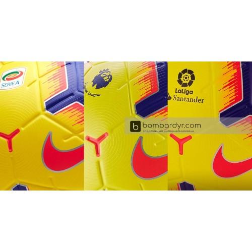 Футбольный мяч Nike Merlin Hi-Vis FIFA 2018-2019, SC3303-710