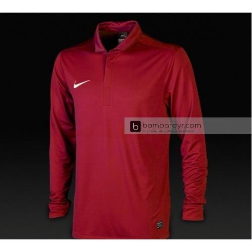 Футболка поло Nike LS Revolution Gameday JSY 413132-648 с длинными рукавами