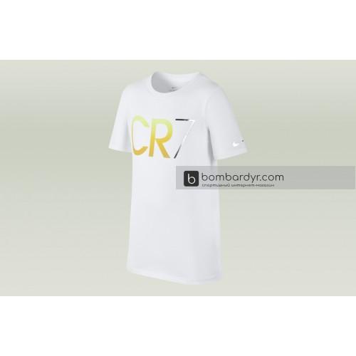 Футболка для мальчика Nike CR7 Ronaldo Y 841786-100