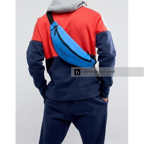 Сумка на пояс Nike NK HERITAGE HIP PACK - EMB BA5781-403