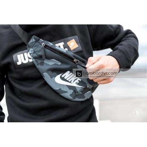 Сумка на пояс Nike NK HERITAGE HIP PACK AOP BA5843-060