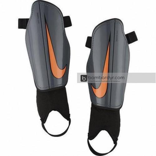Щитки футбольные Nike Charge Gray SP2093-089