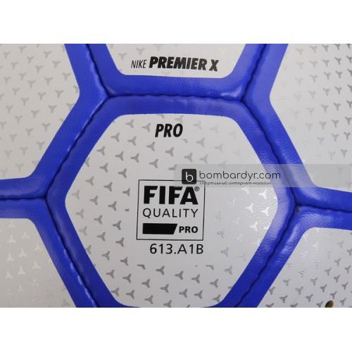 Мяч футзальный Nike Premier X SC3092-103