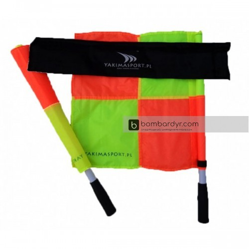 Набор флагов Yakimasport для судьи 100057