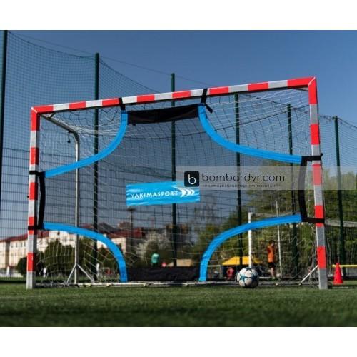 Экран Yakimasport для футзальных, футбольных ворот 3м x 2м, артикул 100273