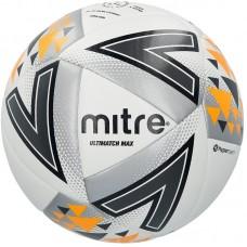 Футбольный мяч Mitre Ultimatch Max FIFA, 5-BB1115WSA