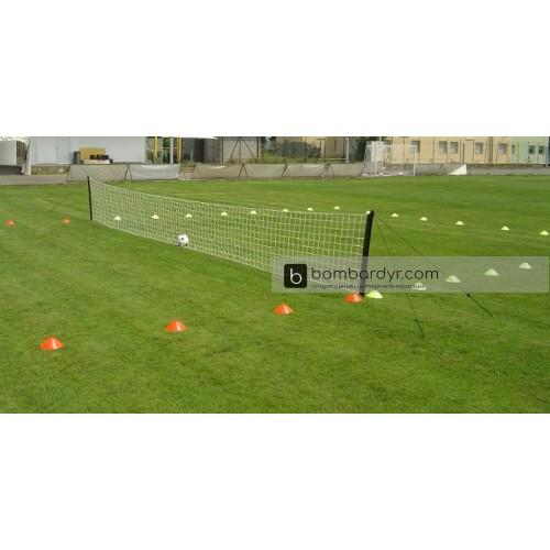 Сетка Yakimasport для теннисбола на траве 100324