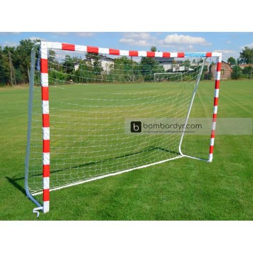 Футбольные ворота Yakimasport Mars 300х200 см 100336