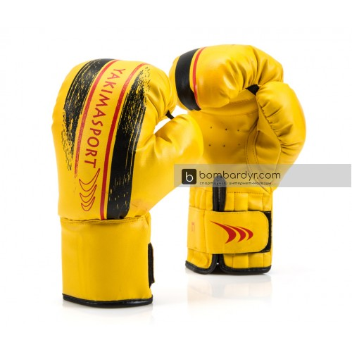 Боксерские перчатки Yakimasport Hamster, 100344