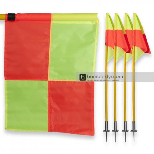 Угловые флаги (4 шт), 1131