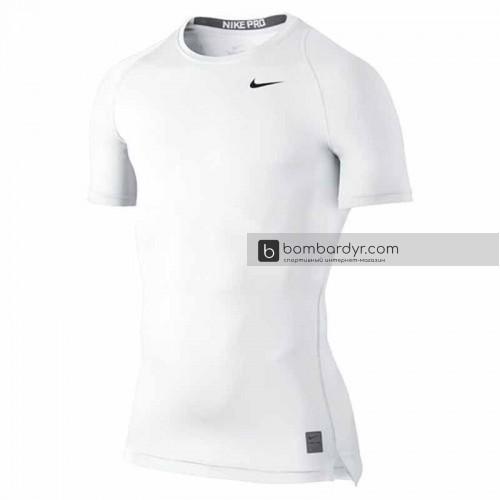 Компрессионная термо футболка Nike Pro Cool Compression 703094-100
