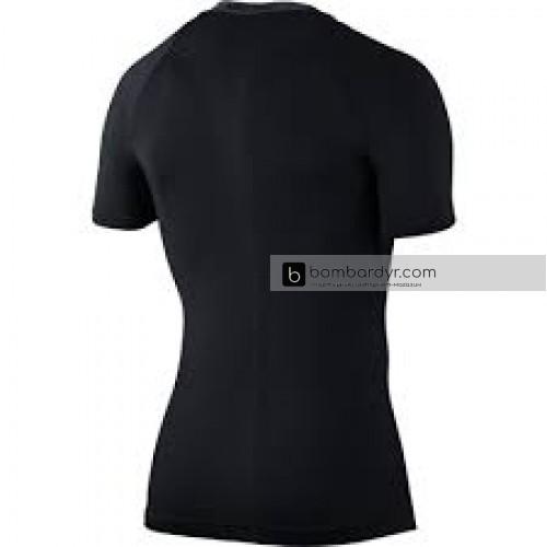 Компрессионная термо футболка Nike Pro Cool Compression 703094-010