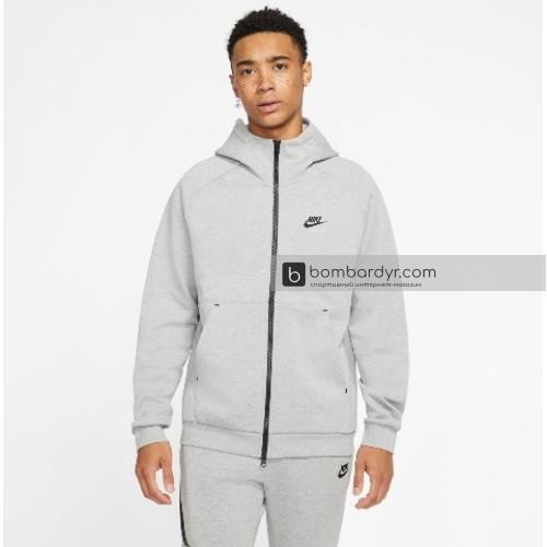 Толтовка Nike M NSW PE HOODIE FZ Winter BV3701-063