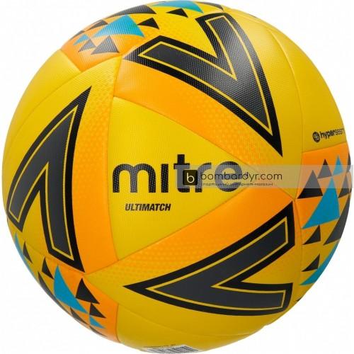 Футбольный мяч Mitre Ultimatch Football 5, 5-BB1117YOU