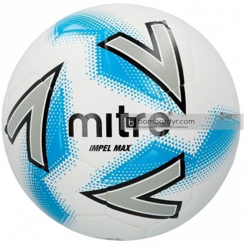Футбольный мяч Mitre Impel Max Football L30P FB, 5-BB1120WIB