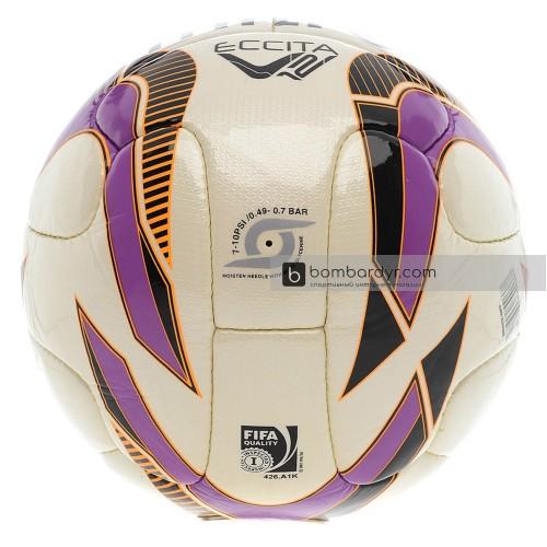 Футбольный мяч Mitre Eccita, BB9002WPF