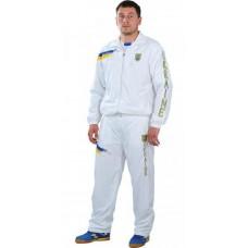 Костюм Europaw Украина полиестер мужской белый 761