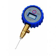 Манометр SELECT Pressure gauge digital with needle 799110