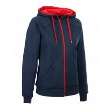 Толстовка SELECT Wilma zip hoodie women 626210