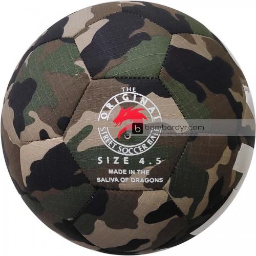 Мяч футбольный MONTA FreeStyler камуфляж 5211245464