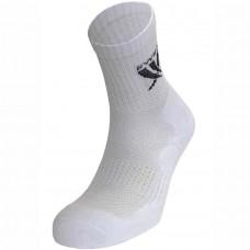 Носки спортивные Swift высокие, белые 593-01-43